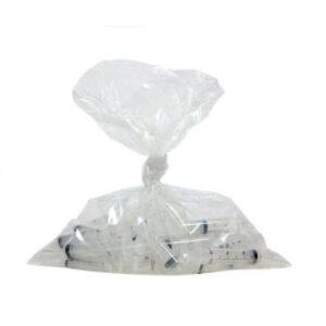 Sterile avfallsposer for farmasi fra aet