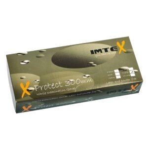 X-Protect 300 usteril ekstra lang nitril hanske fra AET