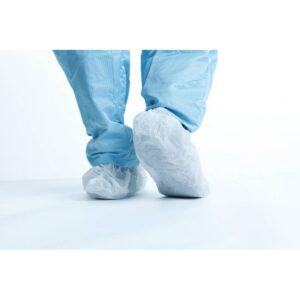 Skoovertrekk & sokker
