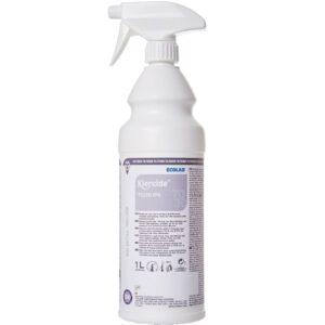 Klercide filtrert 70% isopropanol alkohol med DI vann fra AET