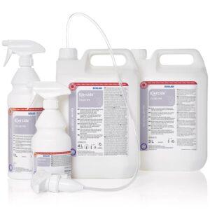 Klercide steril 70% isopropanol med DI vann fra AET